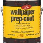 Wallpaper Prep-Coat