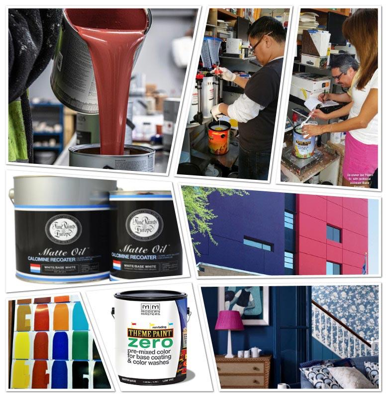 Color Factory paint shop NJ NY NYC