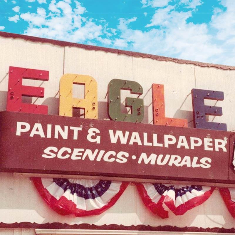 Eagle Paints Wallpaper Store