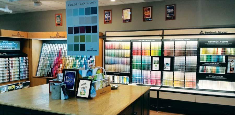 Fine Paint retailer Eagle Paint